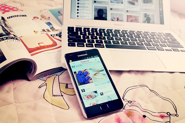 App Pinterest para Android