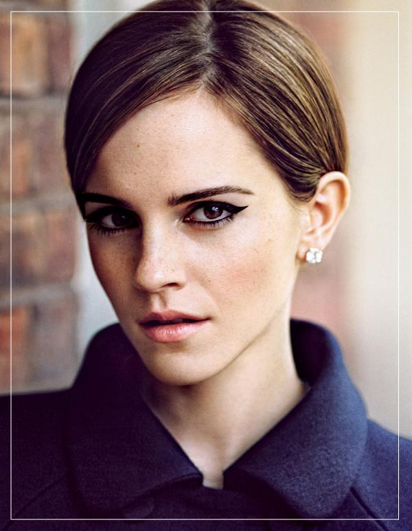 Emma Watson para T-Magazine