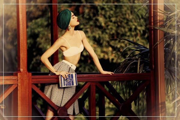 Retro Swimwear, by Grazia Paris